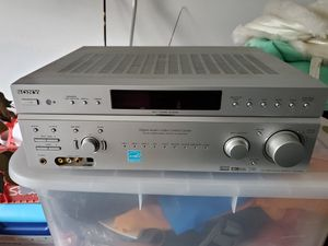 Sony Stereo Receiver- Model STR-DE897 (Great condition) for Sale in Duluth, GA