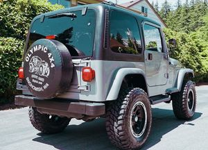 SLT TURBO JEEP WRANGLER 2001 for Sale in Raleigh, NC