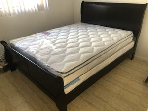 New!! Furniture COMBO everything included•Sofa,Loveseat 5pcs dining set,Queen bed w/ Mattress and foundation•$40 down•No credit needed for Sale in Las Vegas, NV