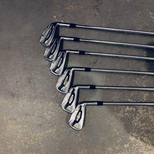 Men's Right Handed Apex Pro 16 Stiff Flex Steel Shaft Iron Set for Sale in Woodstock, CT