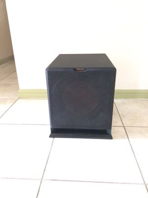 Klipsch Reference R-112SW Subwoofer for Sale in Reedley, CA