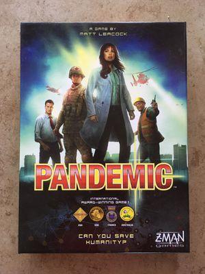 Pandemic board game for Sale in Phoenix, AZ