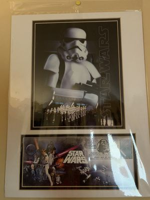 Star wars stormtrooper poster for Sale in Oswego, IL