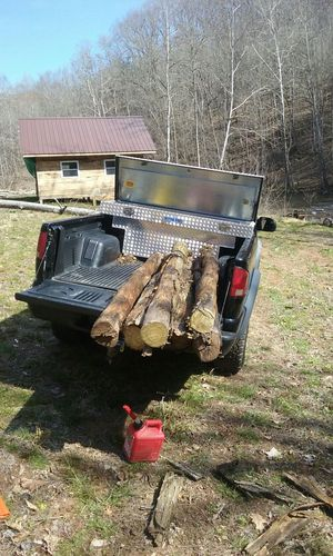 Locust post 5 to 6 inch 8 foot 5$ apost special orders accepted have plently for Sale in Weber City, VA