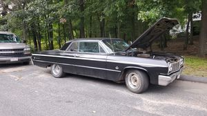1964 Chevy Impala SS with Corvette motor for Sale in Indian Orchard, MA