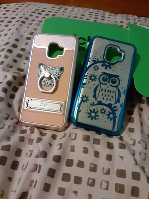 Cell phone with 2 cases for Sale in Madison Heights, MI