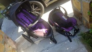 Jogging stroller set for Sale in Midwest City, OK