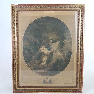After Jean Honoré Fragonard (18th Century, French) Le Serment d'Amour (1022726) for Sale in South San Francisco, CA