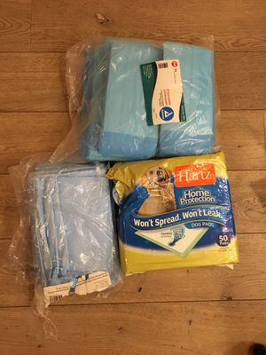 Underpads for baby changing pad for Sale in New York, NY