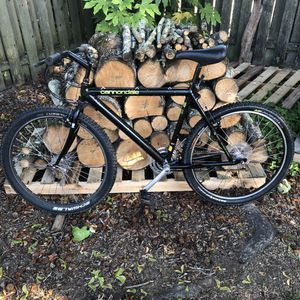 Cannondale 1991 sm700 vintage mountain bike for Sale in Beaverton, OR