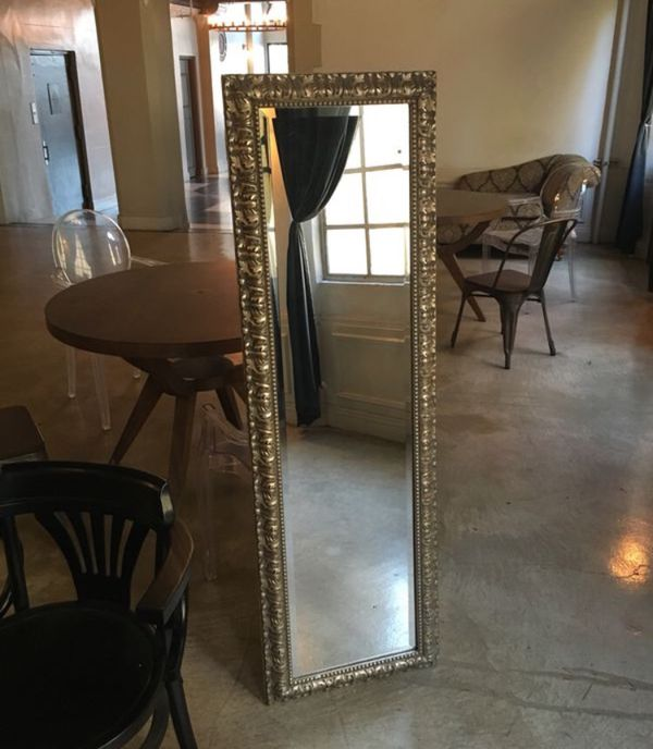 Antique Gold / Florentine Gold Frame Wall Mirror