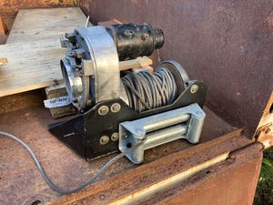Warn bellview winch for Sale in SeaTac, WA