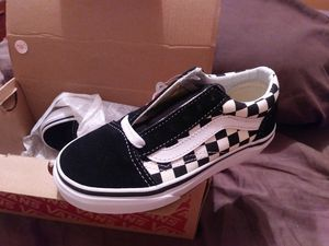 Vans - kids 11.5 for Sale in Silver Spring, MD