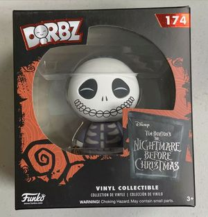 DORBZ Nightmare Before Christmas Barrel for Sale in Henderson, NV