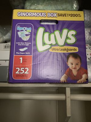 Baby pampers for Sale in Washington, DC