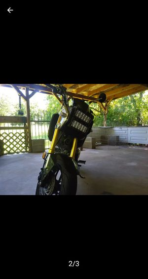 2014 Honda Grom for Sale in Fort Worth, TX