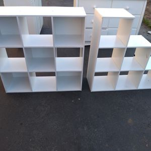 Two Book Shelves for Sale in Chula Vista, CA