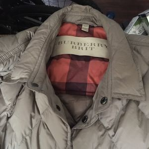 Authentic Burberry Jacket Size XxL Men's Cut Small Like A XL for Sale in Philadelphia, PA