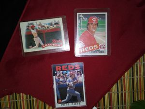 Reds baseball cards for Sale in Hamilton, OH