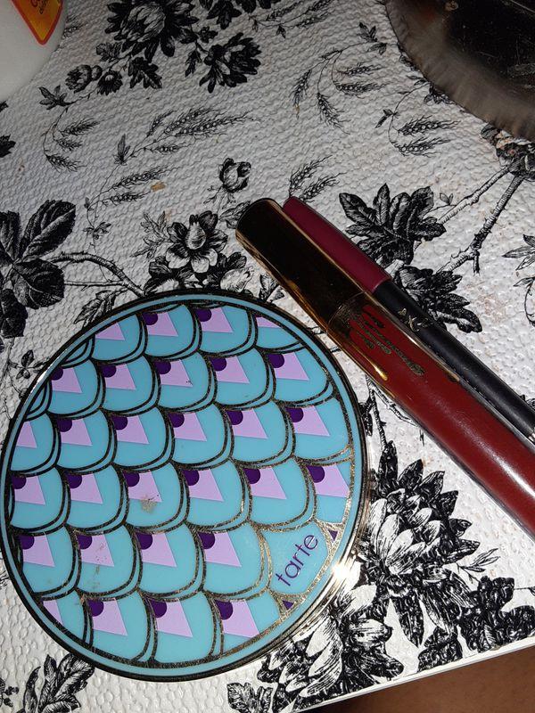 Tarte and Matte lipstick