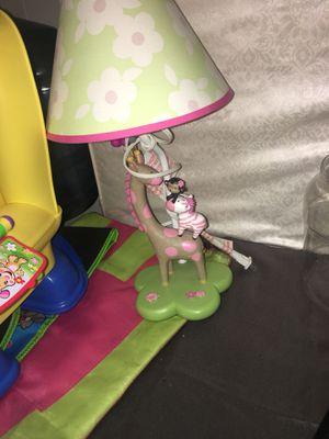 Baby girls crib set , boppy pillow for Sale in Boston, MA