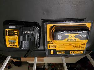 Dewalt battery and charger for Sale in Glendale, AZ