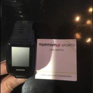 Tom Tom Headphones And Sports Watch for Sale in Ronkonkoma, NY