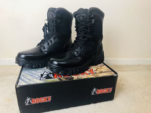 Rocky Work Boots size 10 for Sale in Fresno, CA