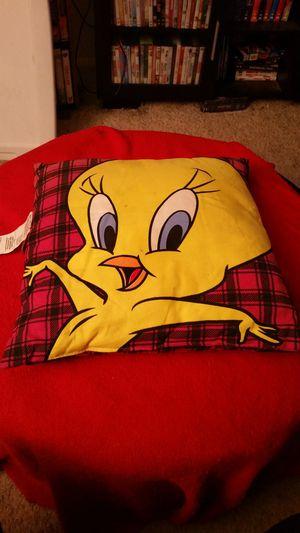 Tweety Bird Pillow for Sale in Manassas, VA