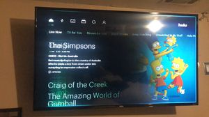 "55"" TCL Roku Smart TV for Sale in Pasadena, TX"
