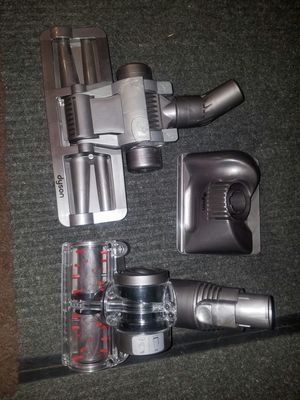 Dyson vacuum attachments / heads for Sale in Houston, TX
