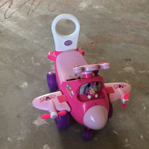 Toddler Push/ride Toy Minnie Mouse for Sale in Surprise, AZ
