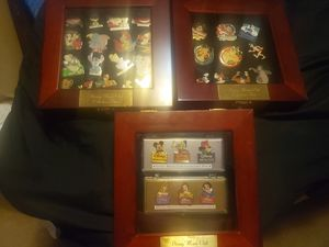 Disney collectible pin lot for Sale in Gresham, OR