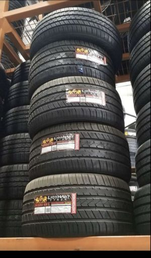"LIONHART TIRES - ALL SIZES 14"" 15"" 16"" 17"" 18"" 19"" 20"" 22"" 24"" 26"" BRAND NEW 14"" Starting @ $39 Each for Sale in Huntington Beach, CA"