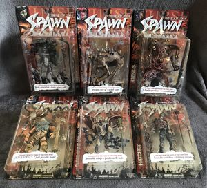 Mcfarlane Toys Curse Of Spawn Series 13 for Sale in Charlotte, NC