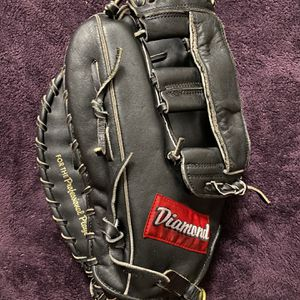 Left-Handed Throw Diamond First Base Baseball Glove for Sale in Hacienda Heights, CA