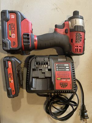 Mac tools brushless impact for Sale in CORP CHRISTI, TX