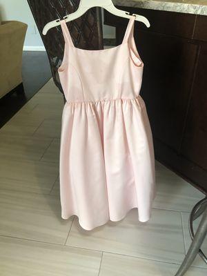 David's Bridal flower girl dress. 8/10 worn once for Sale in Tampa, FL