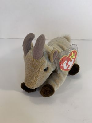 TY Beanie Baby GOATEE THE GOAT Original Owner Mint Condition GASPORT for Sale in Fullerton, CA
