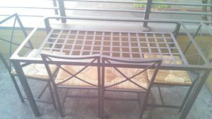 Patio furniture pretty good condition 40.00 for Sale in Portland, OR