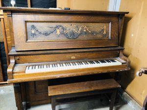 Vintage Heine Piano 55x30x56H for Sale in San Jose, CA