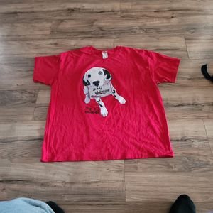 Vintage Shirt 101 Dalmatians for Sale in Maysville, OK