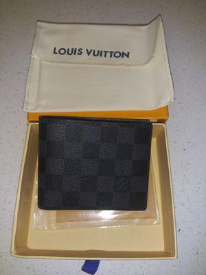 Louis Vuitton LV Mens Multiple Black Damier Wallet for Sale in Avondale, AZ