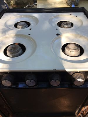 Small rv or camper oven/range for Sale in Tyler, TX