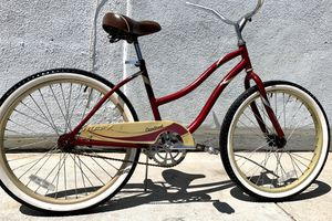 """Beach Cruiser Bike 24"""" Wheels Huffy Bike Rides Smooth Perfect For The Beach or Block Riding $100 for Sale in Los Angeles, CA"""