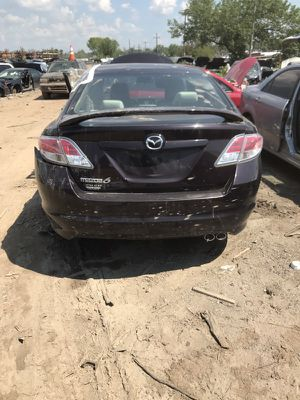 Mazda 6 parts cars. Have a few. for Sale in Philadelphia, PA