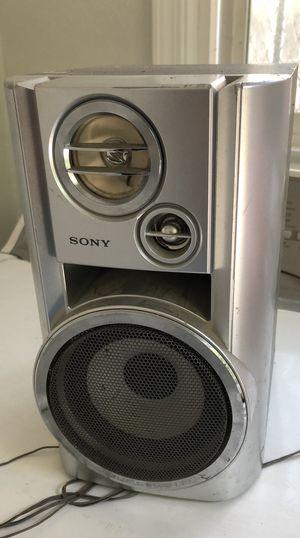 Sony Home Audio Speaker Ss-chp7 for Sale in Pasadena, CA