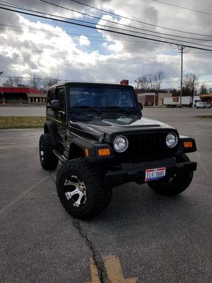2006 Jeep Wrangler TJ for Sale in Loveland, OH