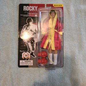 """Rocky 8"""" Action Figure for Sale in Los Angeles, CA"""