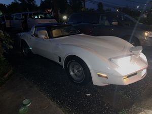 1982 Chevy corvette 45,000 miles for Sale in Silver Spring, MD